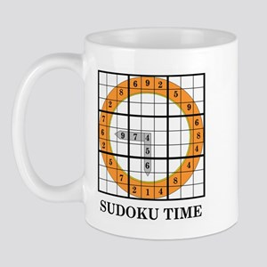 Sudoku Time Mug