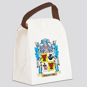 Macintyre Coat of Arms - Family C Canvas Lunch Bag
