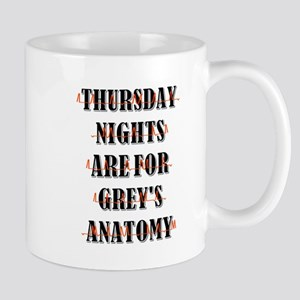 THURSDAY NIGHTS Mugs