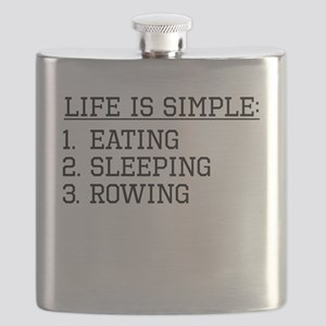 Life Is Simple: Rowing Flask