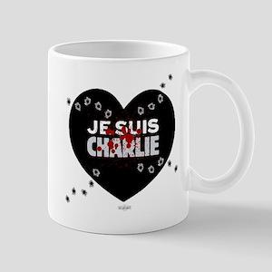Je suis Charlie by Bluesax Mug