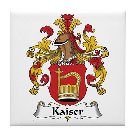 Kaiser Tile Coaster