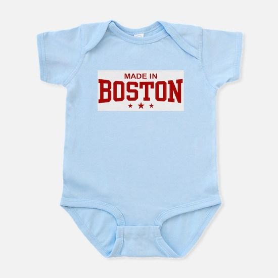 Made in Boston Infant Bodysuit