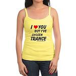 Chosen Trance Jr. Spaghetti Tank Top