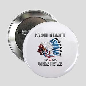 "Lafayette Escadrille 2.25"" Button"