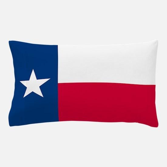 Texas State Flag Pillow Case