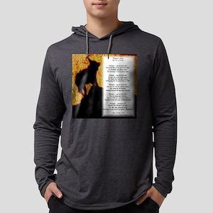 Whisper's Howl Mens Hooded Shirt