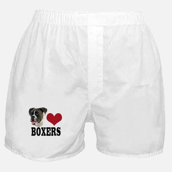 Heart Boxers Boxer Shorts