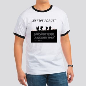 WWI Remembrance Ringer T