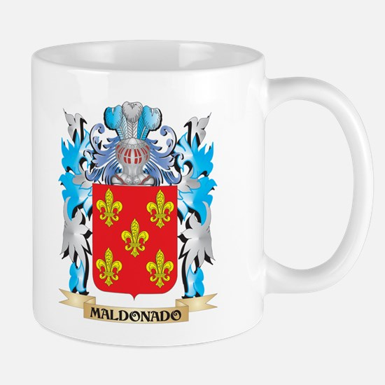 Maldonado Coat of Arms - Family Crest Mugs