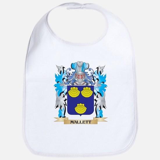 Mallett Coat of Arms - Family Crest Bib