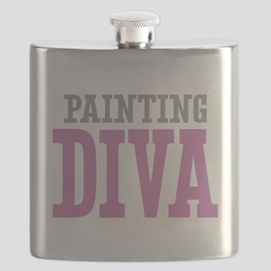 Painting DIVA Flask