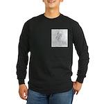 Rta Retro1gray Long Sleeve T-Shirt