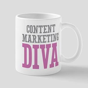 Content Marketing DIVA Mugs