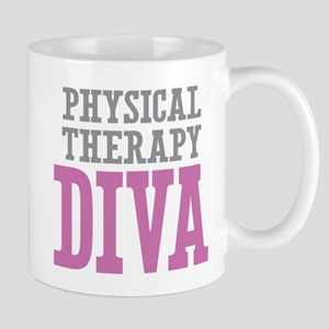Physical Therapy DIVA Mugs