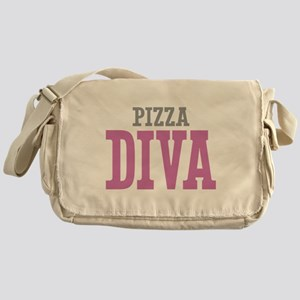 Pizza DIVA Messenger Bag