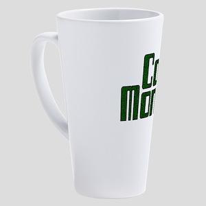 codeMonkeySQ 17 oz Latte Mug