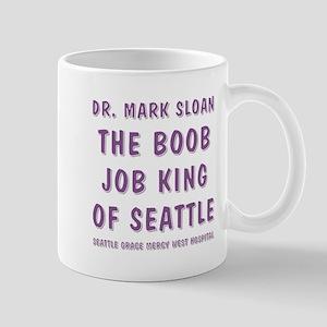 BOOB JOB KING Mug