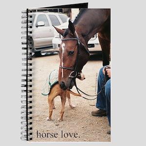 Horse Love Journal