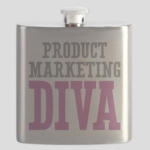 Product Marketing DIVA Flask