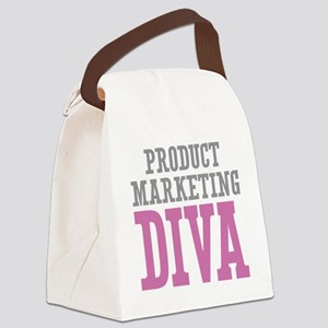 Product Marketing DIVA Canvas Lunch Bag