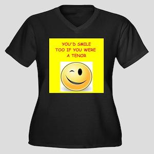 tenor Plus Size T-Shirt