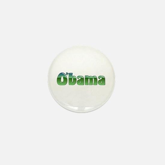 O'bama Mini Button