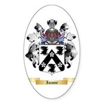 Iacone Sticker (Oval 50 pk)