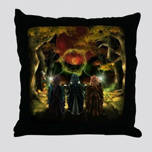 The C r a f t Throw Pillow
