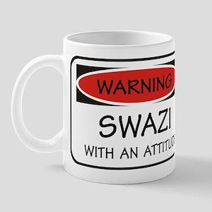 Attitude Swazi Mug