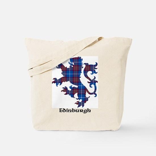 Lion - Edinburgh dist. Tote Bag