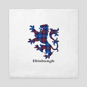 Lion - Edinburgh dist. Queen Duvet