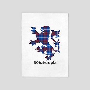 Lion - Edinburgh dist. 5'x7'Area Rug