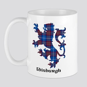 Lion - Edinburgh dist. Mug