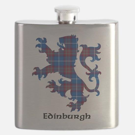 Lion - Edinburgh dist. Flask