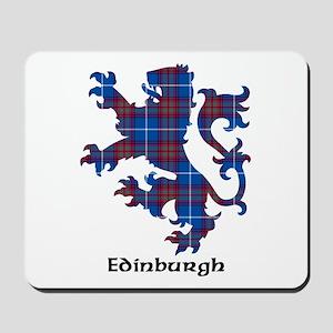 Lion - Edinburgh dist. Mousepad