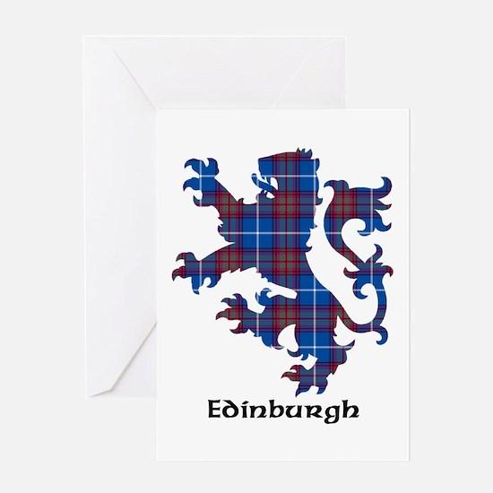 Lion - Edinburgh dist. Greeting Card