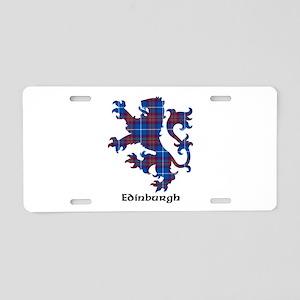 Lion - Edinburgh dist. Aluminum License Plate