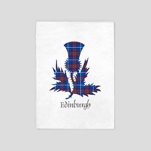 Thistle - Edinburgh dist. 5'x7'Area Rug