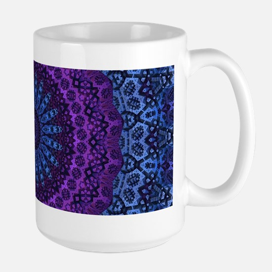 Twilight Mandala Mugs