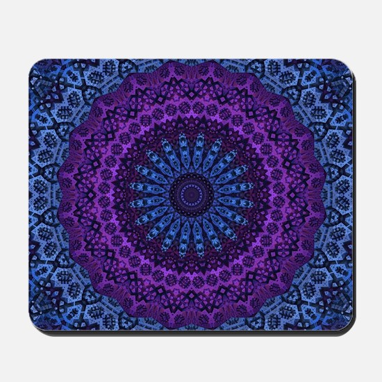 Twilight Mandala Mousepad