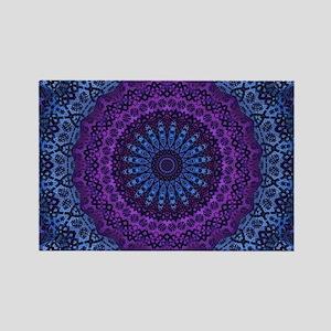 Twilight Mandala Magnets