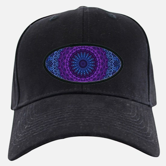 Twilight Mandala Baseball Hat