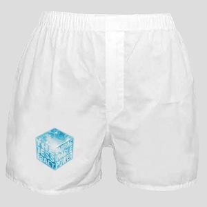 Tesseract Boxer Shorts
