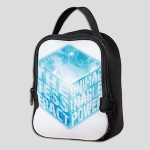 Tesseract Neoprene Lunch Bag