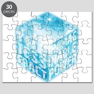 Tesseract Puzzle