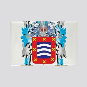 Marinucci Coat of Arms - Family Crest Magnets