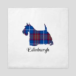 Terrier - Edinburgh dist. Queen Duvet