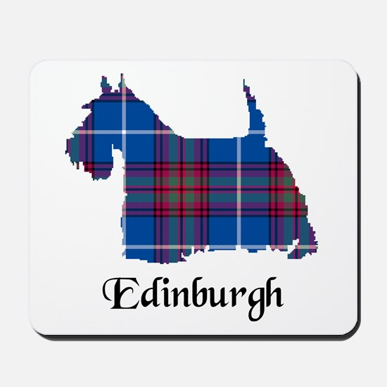 Terrier - Edinburgh dist. Mousepad