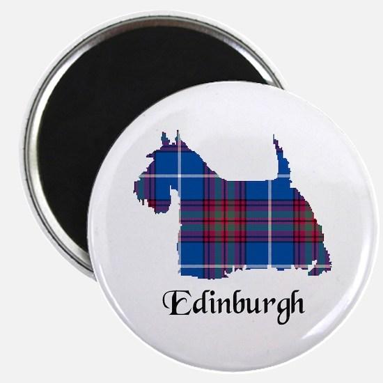 "Terrier - Edinburgh dist. 2.25"" Magnet (10 pack)"